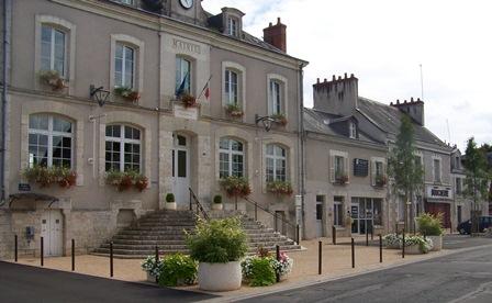 Mairie de Chouzy-sur-Cisse