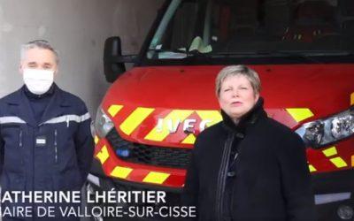 Vidéo Sainte-Barbe 2020 de Valloire-sur-Cisse