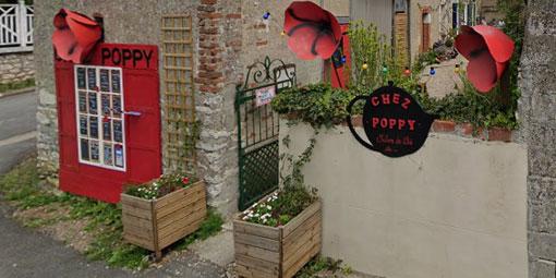 Chez Poppy restaurant