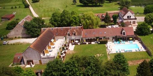 Hôtel Golf Domaine de la Carte
